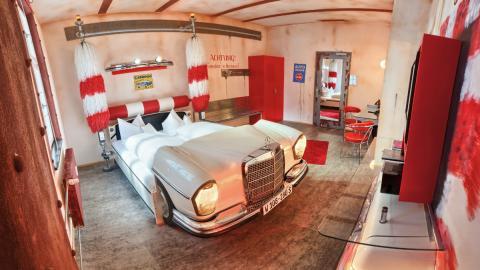 Hotel V8 Stuttgart