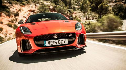 Jaguar F-Type SVR (I)