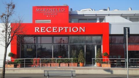 Maranello Village Hotel