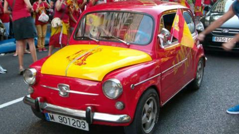 Seat 600 España