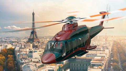 Helicóptero Bell 525 Relentless