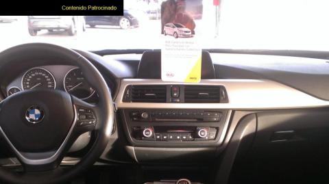 TG para Hertz. BMW 320d