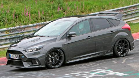 Ford Focus RS más potente RS500