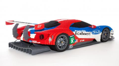 Ford GT Le Mans Lego (1)