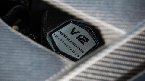 El Lamborghini Centenario al detalle