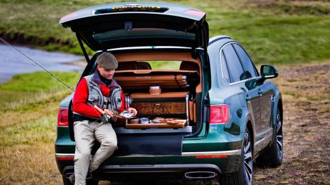 Bentley Bentayga Fly Fishing Mulliner