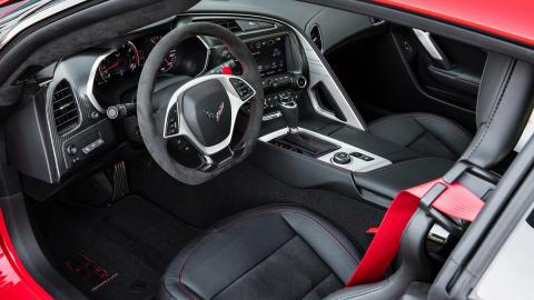 Detalles del nuevo Chevrolet Corvette Grand Sport
