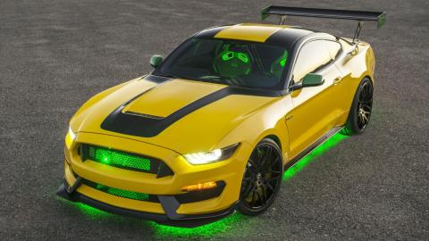 Ford Mustang GT350 Ole Yeller (I)