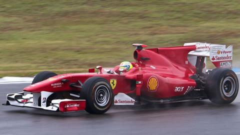 GP de Alemania 2010: Fernando is faster than you.