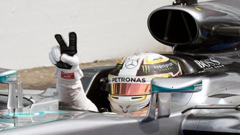 GP de Alemania 2016: Hamilton vence