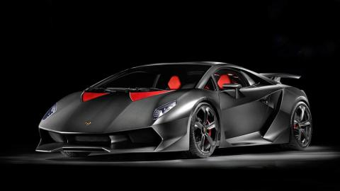 Lamborghini Sesto Elemento superdeportivo ligero