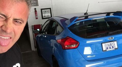 Matt LeBlanc compra un Focus RS para usar a diario