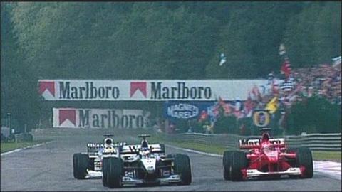 Los mejores adelantamientos de la F1