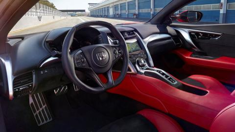 Nuevo Honda NSX 2016