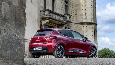 El nuevo Renault Clio 2016 recibe mejoras menores
