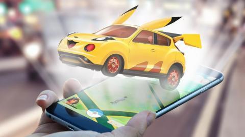 Pikachu – Nissan Juke