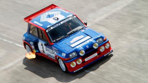 Renault 5 - Jean Ragnotti