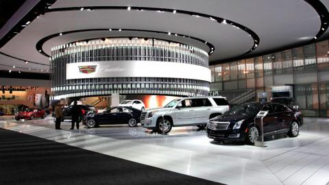 Salón Detroit NAIAS Mejor salón automóvil