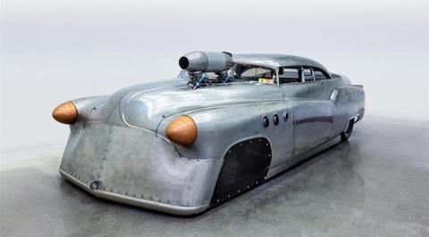 A la venta un Buick Riviera de 1952... que alcanza los 265 km/h