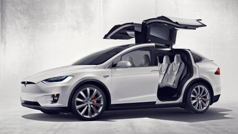 Tesla Model X (I)