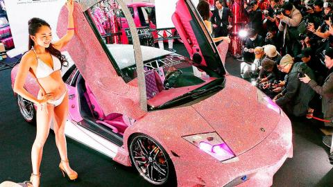 Tokyo Auto Salon mejores salones automovil