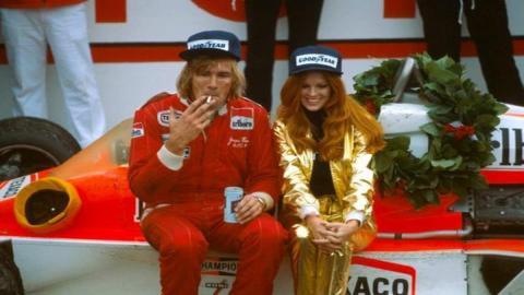 Los 5 pilotos más fiesteros de la F1