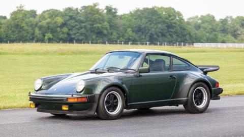 Porsche 911 Turbo (930