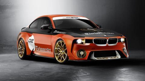 BMW 2002 Hommage Pebble Beach Motorsport concept car combinación colores