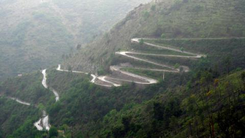 Col de Turini (Francia)