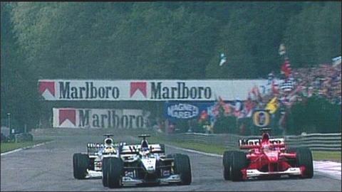 GP Bélgica 2000: El mejor adelantamiento de la historia
