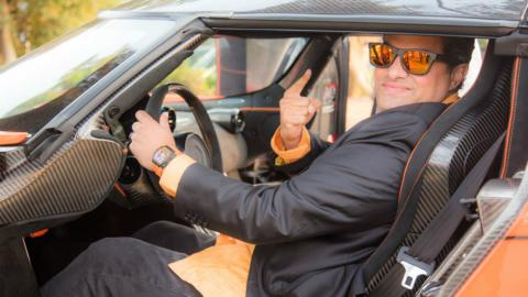 Koenigsegg Agera XS de Kris Singh