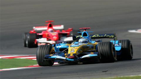 Las mayores remontadas de Fernando Alonso
