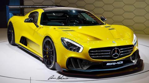 El Mercedes-AMG GT LM que todos querríamos ver