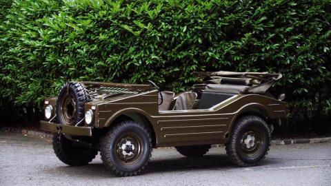 Porsche militar (I)