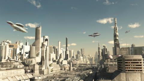 Taxis voladores de Airbus - Proyecto Vahana