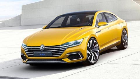 Volkswagen Sport Coupé Concept GTE prototipo CC nuevo 2017