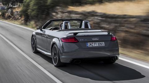Audi TTRS Roadster