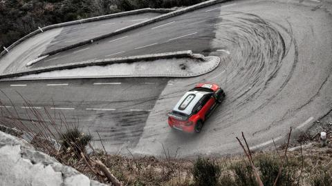 Citroën C3 WRC Concept (I)