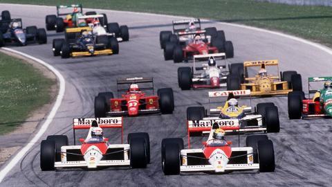 Los grandes duelos de la F1