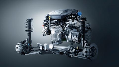 Kia, caja de cambios 8 marchas para coches con tracción delantera (II)