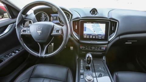 Maserati Ghibli 2016: bajo la lupa