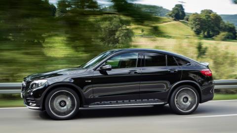 Mercedes-AMG GLC43 Coupé (I)