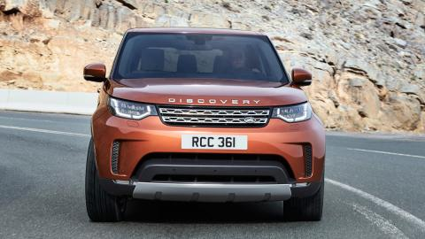 Nuevo Land Rover Discovery 2017 (V)