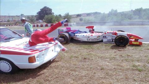 Los peores pilotos de la F1