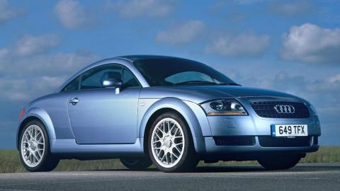 Peter Schreyer Audi TT diseñador diseño coches mejores