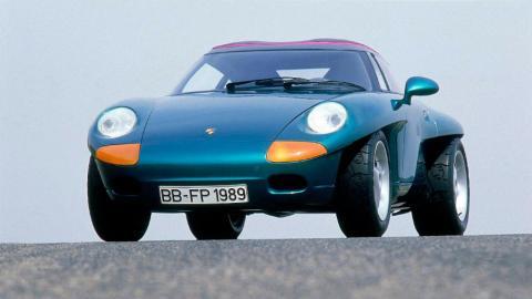 Porsche Panamericana concept (I)