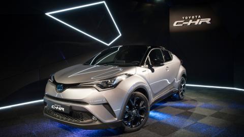 Toyota CH-R Launch Edition (I)