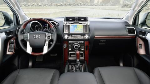 Toyota Land Cruiser 2017 (I)