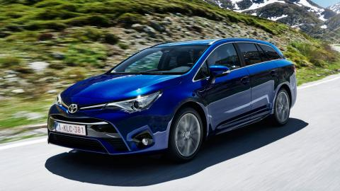 10 - Toyota Avensis Touring Sports