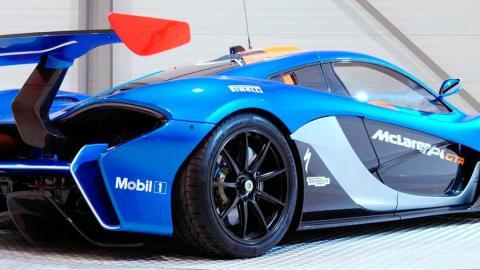 5 razones por las que necesitas este McLaren P1 LM